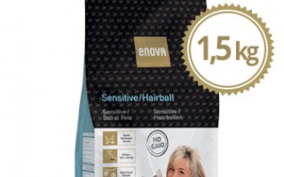 ENOVA Sensitive/Hairball Cat
