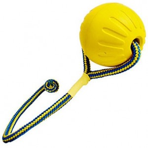 Swing 'n Fling DuraFoam Fetch Ball™